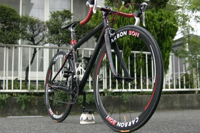 自転車の 自転車 リム ステッカー : 自転車(ロードバイク) リム ...